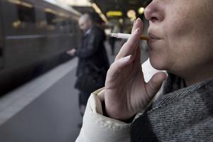 Rökare.