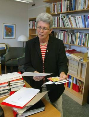 Lyft fram de gömda och glömda barnen, kräver Ingela Tahlén i sin egenskap av ordförande för Allmänna barnhuset.