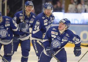 Det blev en säsong i Leksands IF för den amerikanske backen Brian Connelly, som nu skrivit på för österrikiska Salzburg.