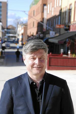 Bosse Johansson, VD i Sparbanken Sjuhärad och ordförande i Elfsborg.