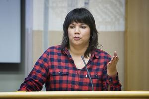 Soledad Henriquez (KD) kandiderar till landstinget.