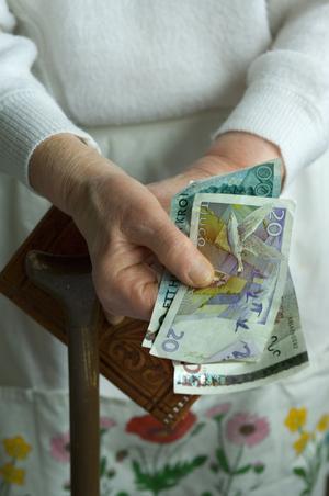 Resursstark generation. 40-talisterna lär framöver kräva god service. Det skruvar upp kvaliteten i många delar av äldreomsorgen.foto: scanpix