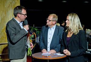 I tisdags anordnades den sista #sundsvalltycker med programledarna Roland Engström och Malin Elfving. Samma duo leder valvakan på söndag.