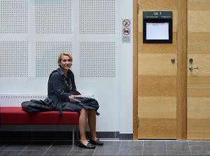Helen Olausson, tidigare ordförande i Norrvidden, vittnade i rättegången mot Peter Andersson för att styrka uppgifter från avlidne Maths O Sundqvist.