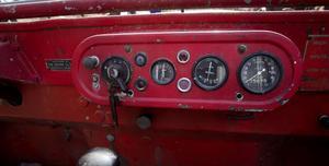 Drygt 3 000 mil har Land Rovern gått sedan den tillverkades 1949.