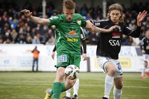 Erik Törnros i Dalkurds dräkt.