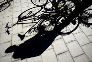 En pojke i 15-årsåldern är misstänkt för bland annat två fall av cykelstöld efter att ha ertappats av en polispatrull under natten.