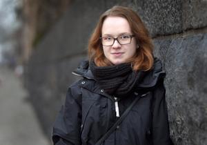 Födelsedagsbarn. Emma Engström fyller 20 år på fredag. Det firar hon hemma hos familjen i Enhörna utanför Södertälje.
