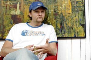 Jens Ganman är en av frontfigurerna bakom den ideella kulturorganisationen Startskottet.