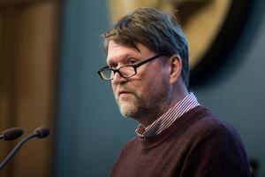 Anders Ramstrand (KD) är ordförande i omvårdnadsnämnden som ska ta beslut om avvecklingen vid ett senare skede.
