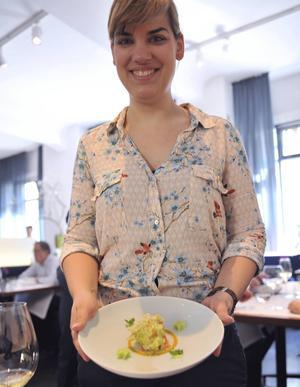 På tvåstjärniga Restaurant Tim Raue serveras asiatisk mat av högsta kvalitet.   Foto: Anders Pihl