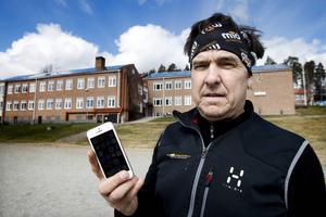 Dan Thornberg (KD) vill tillsammans med partikollegan Kjell Grip se mobilfria grundskolor i Ånge kommun, och det redan från och med höstterminen 2016.
