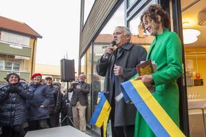 Foto: Stig-Göran Nilsson I januari 2015 invigdes det nya kulturhuset vid Galles gränd, med plats för nya Norrtälje museum. Fyra år senare stängde museet