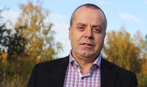 Norbergsföretagaren och -politikern Christer Filipsson.