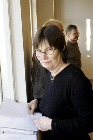 Margareta Widell håller ihop samverkansprojektet.