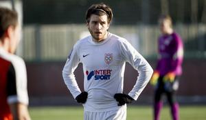 Marcus Ytter, Assyriska FF och tidigare VSK och Skiljebo.