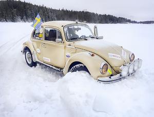 4 februari drar eventet Cold Balls igång -  ett folkvagnsrally i Rissna, Gällö.