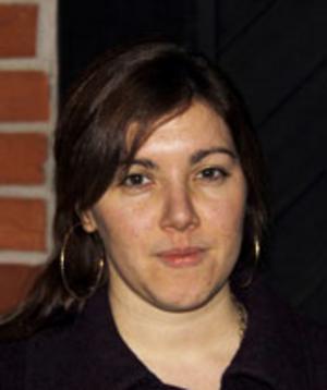 Vasiliki Tsouplaki är Vänsterpartiets toppnamn sen lördag den 13 februari.