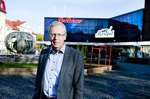 Mats Odell besökte på lördagen Borlänge. En stund sedan blev han KD-Dalarnas partiledarkandidat.
