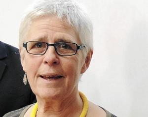Oppositionsråd Maja Gilbert Westholm (V) är upprörd över behandlingen av Peter Hansson.