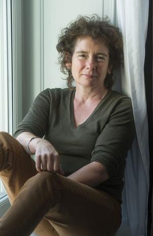 BBC gör just nu en dokumentär baserad på Jeanette Wintersons självbiografi.               Foto: Leif R Jansson/Scanpix
