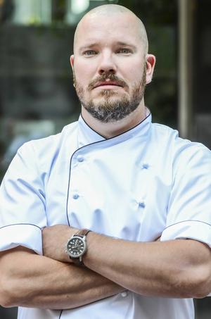 Mattias Wallmark har chans att bli årets bagare