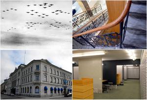 Mitt i centrala Sundsvall låg den hemliga centralen under andra världskriget. Deras uppgift: Att sammanställa och bedöma rapporter om fientligt flyg över svenskt luftrum och alarmera om väntade flyganfall.