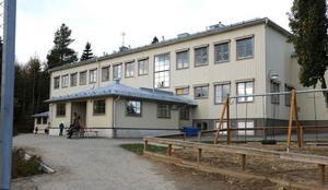 Skolan i Rengsjö togs i bruk igen efter en omfattande renovering hösten 2009.