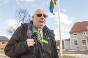 Roger Ideborg, POSOM Härjedalen.