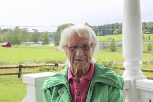 Sigrid Johansson har varit engagerad i IOGT-NTO hela sitt liv.