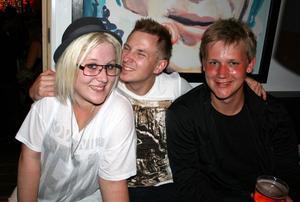 Bill och Bob. Evelina, Tommi och Micke