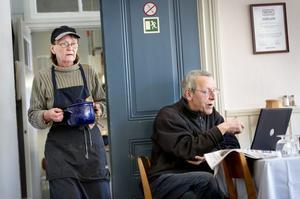 Mogetorps värdshus.Anita Karlsson och Jonny.