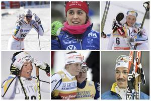 Hellner, Haag, Nilsson, Kalla, Ingemarsdotter och Johansson.