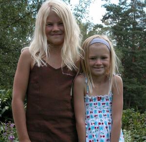 I final. Systrarna Näs från Djurås har kommit till final i Allsång på Skansens