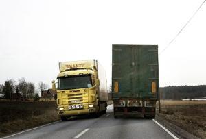 I dag är det stor brist på lastbilschaufförer. Men för bara fyra år sedan kallades den svenska åkeribranschen för en krisbransch.