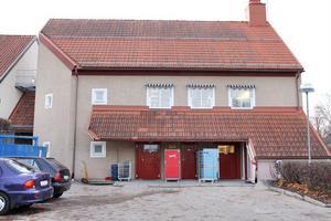 Köksdelen vid Sunnangården byggdes i början av 1980-talet. Nu har en stor ombyggnad gjorts.
