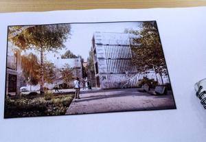 En bild som fungerat som inspiration för Kevin Denham under arbetet med rapporten.