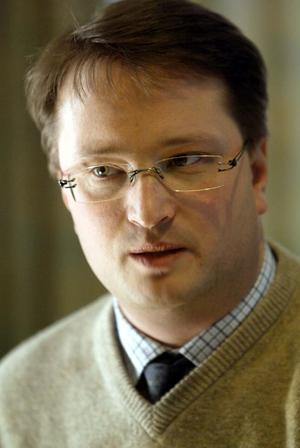 Svenskt Näringslivs regionchef Lars Beckman.