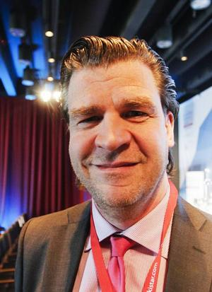 Jens Edlund.