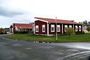 Fjällglimtens äldreboende i Myrviken.