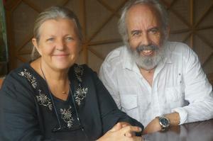 Snart återvänder paret da Rocha till Borneo där de jobbar, men i oktober 2015 planerar de att åter dyka upp i Ångermanland