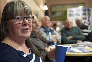 – Släktforskning tar sin tid så jag har väntat med det tills jag blev pensionär, säger Elisabeth Liif.