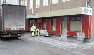 Pitcher´s premiäröppnande i Ludvika försenas med en vecka.