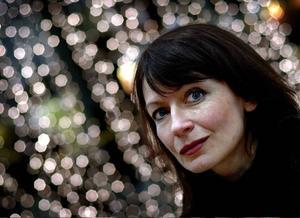 """1988 gjorde Inger Edelfeldt serieboken """"Den kvinnliga mystiken"""". 21 år senare tar hon itu med den manliga motsvarigheten.Foto: Jurek Holzer/Scanpix"""