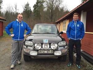 Björn Henriksson och Ulf Andersson.