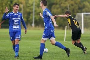 Emil Zoltek och William Klasén levererar mål även på division 3-nivå.