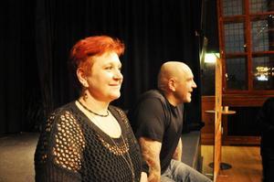 Angelica och Ante Mattiasson är syskon och föreläser om det missbruk som Ante nu är nykter ifrån.