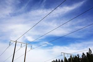 Härjeåns nät har den näst högsta elnätsavgiften i landet men vd Niklas Köhler tycker inte att priset är särskilt högt med tanke på vad kunderna får.