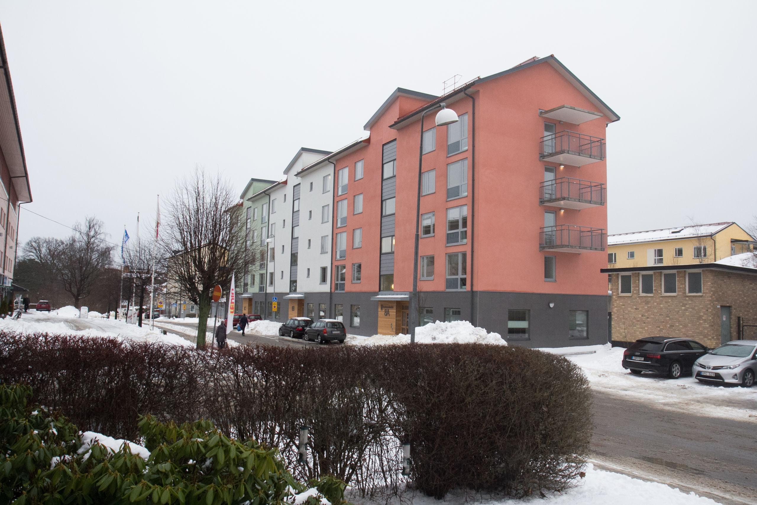 nynäshamnsbostäder lediga lägenheter