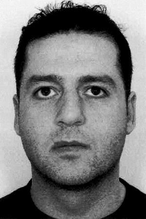 """""""37-åringen"""". Döms till sex års fängelse för människorov, olaga tvång, utpressning och försök till utpressning samt övergrepp i rättssak."""